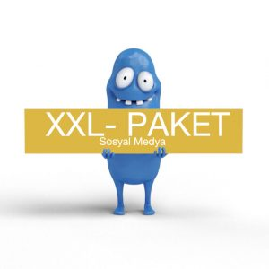 XXL-Sosyal Medya Ajansı Sosyal Ağlar Paketi
