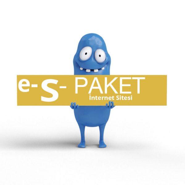 es_paket internet sitesi E Ticaret